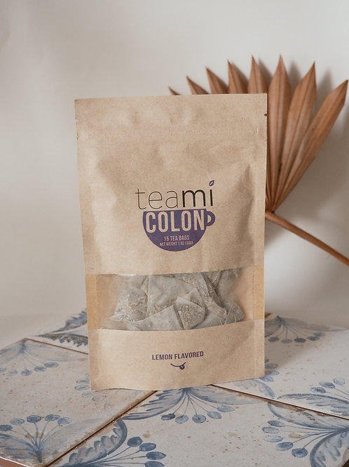 COLON CLEANSE TEA BLEND