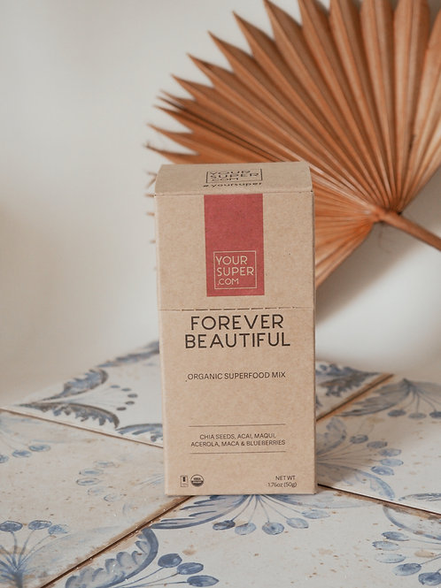 FOREVER BEAUTIFUL SUPERFOOD TRAVEL SIZE
