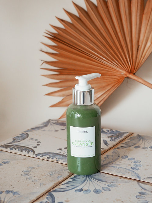 GENTLE SUPERFOOD CLEANSER