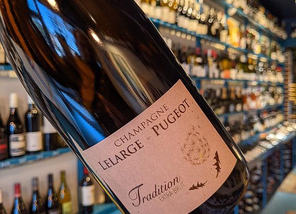 Lelarge Pugeot Tradition Extra Brut, Vrigny (Premier Cru), Champagne, France
