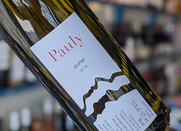 Pauly 'Purist' Riesling