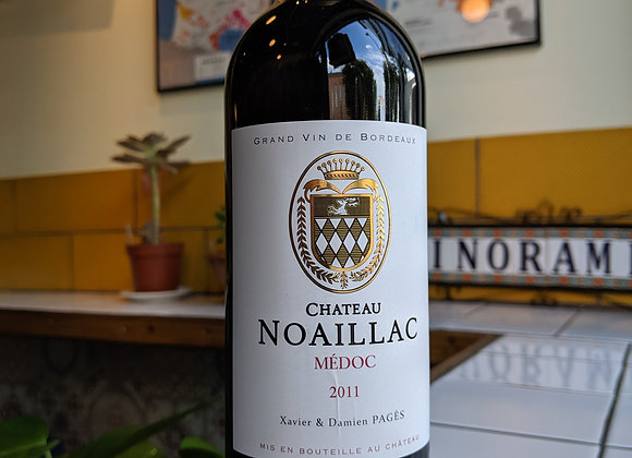Noaillac Medoc Cru Bourgeois