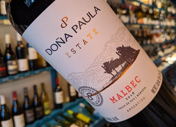 Dona Paula Estate Malbec—Uco Valley, Argentina