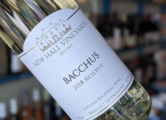 New Hall Estate Bacchus