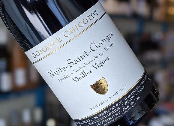 Domaine Chicotot Nuits St Georges, Vieilles Vignes