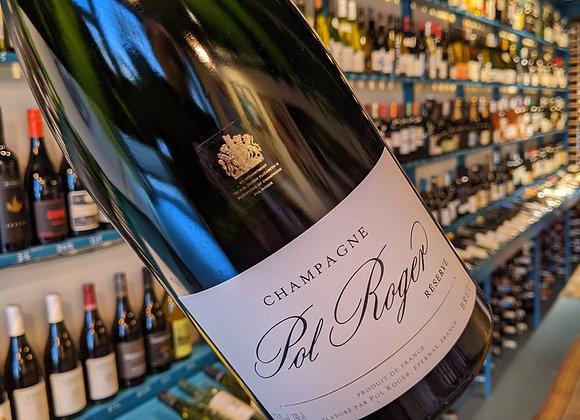 Pol Roger Reserve Brut MAGNUM,Champagne, France
