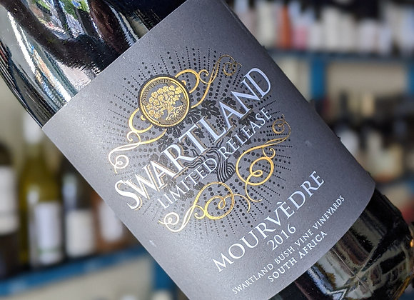 Swartland Limited Release Mourvedre