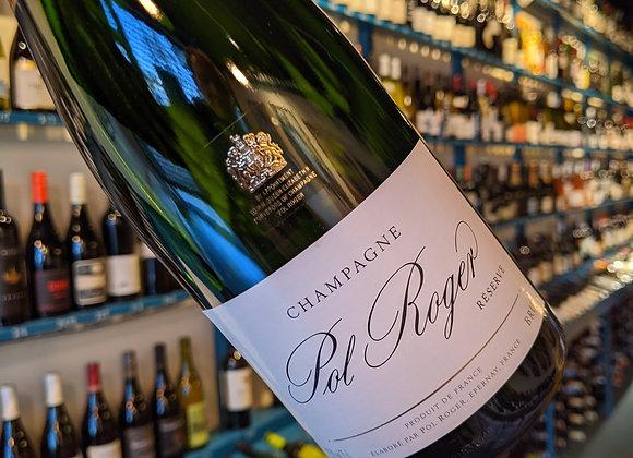 Pol Roger Reserve Brut, Champagne, France