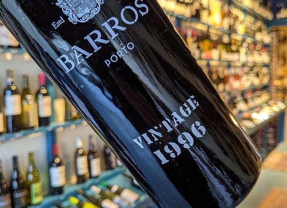 Barros Vintage 1996, Douro, Portugal