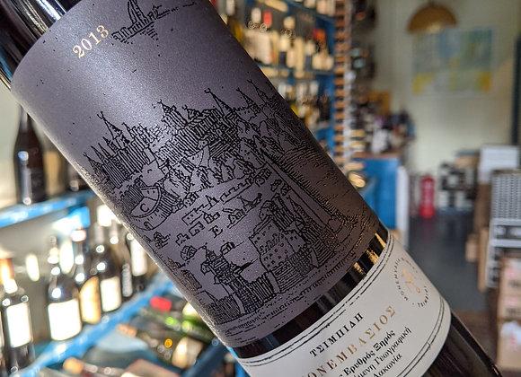 Monemvasia Winery Red