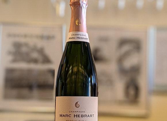 Champagne Marc Hebrart Rose
