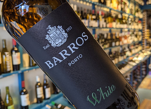 Barros White Port, Douro, Portugal