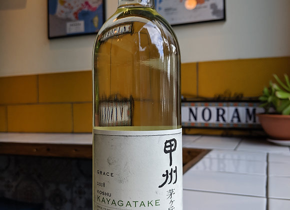 Grace Winery Koshu Kayagatake
