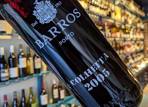 Barros Colheita Port 2005, Douro, Portugal