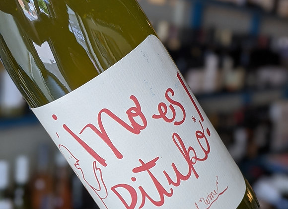Viña Echeverría, 'No es Pituko' Chardonnay