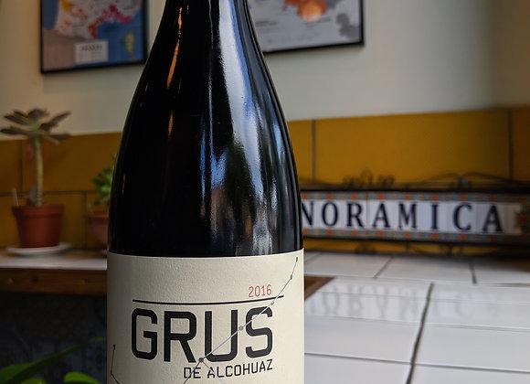 Grus Vinedos de Alcohuaz