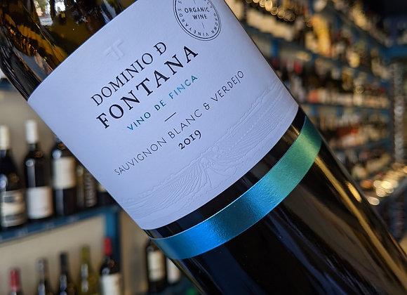 Dominio de Fontana, Sauvignon Blanc x Verdejo, Ucles, Spain