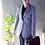 Thumbnail: Ladies' 和紙ジャケット クラシック ブルー ~うららかに1日を彩るジャケット~