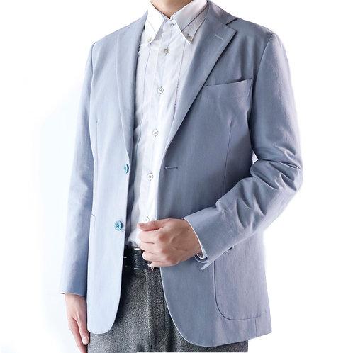 Men's 和紙ジャケット クラシック ブルー