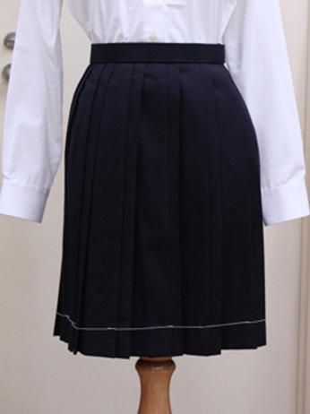 中学・高校共通  女子 冬スカート