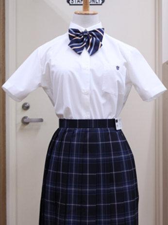 中学・高校共通  女子 半袖ブラウス