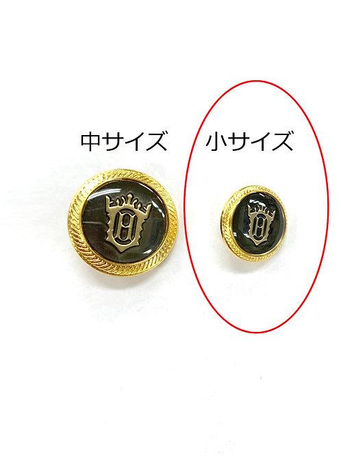 高校男女共通 ボタン(小サイズ)