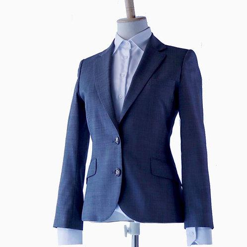 Ladies'スーツジャケット ネイビー ~更新されていく私らしさとジャケット~