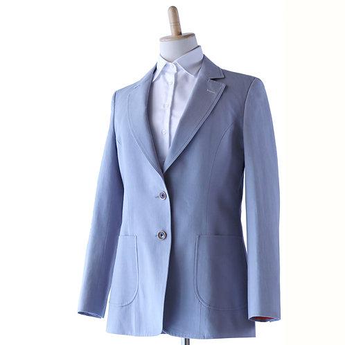 Ladies' 和紙ジャケット クラシック ブルー ~うららかに1日を彩るジャケット~