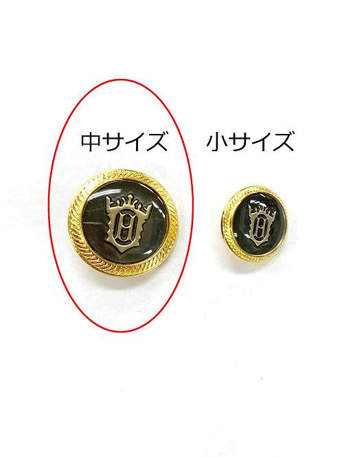 高校男女共通 ボタン(中サイズ)