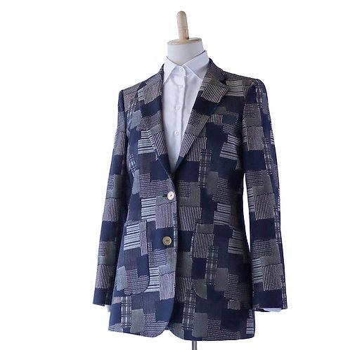 Ladies' パッチワークデニムジャケット ~金曜の夜が旬な私のジャケット~
