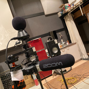 ZOOM H3-VR バイノーラル録音 MUSIC FRONT 野添志朗
