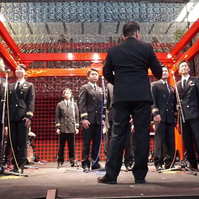 オリジナルの楽曲提供 ・日本航空「空飛ぶ合唱団」 君と描く空