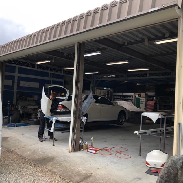自動車 修理