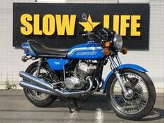 カワサキ 750SS 72年型 ニューペイント 750cc