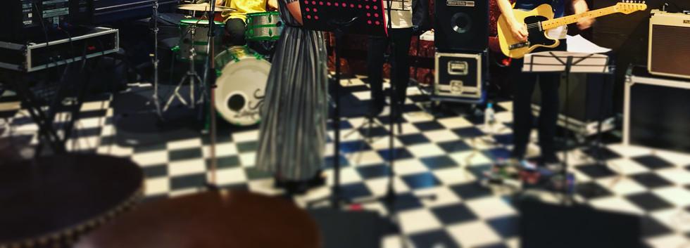 MUSIC FRONT バンド派遣 HP 様 イベントパーティード派遣 HP 様 社内パーティー