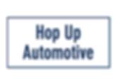 Hop Up Automotive ロゴ