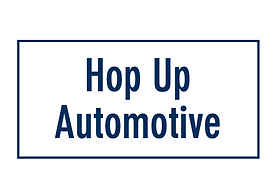 Hop Up Automotive ロゴ