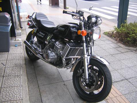 旧車 バイク カスタム MOTORCYCLE  SLOW LIFE
