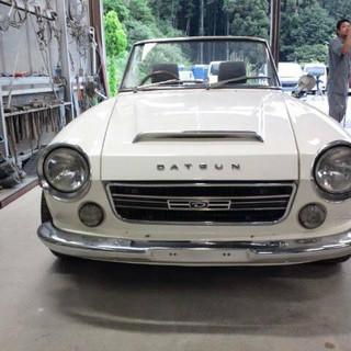 旧車 レストア 修理 整備