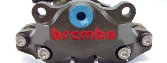 B2016 商品名:ブレンボ 削りリアキャリパー 2ピストン(Ф34)R