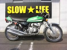 カワサキ 250SS 250cc