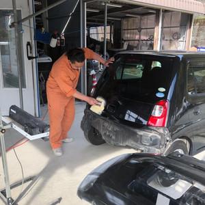 寄自動車 自動車修理