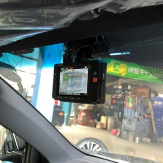 車載カメラ施工