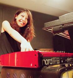"""Keyboard 卜部 美咲 - Urabe """"Misakey"""" - (Misaki Urabe)"""