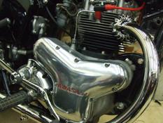 旧車 バイク レスト MOTORCYCLE  SLOW LIFE