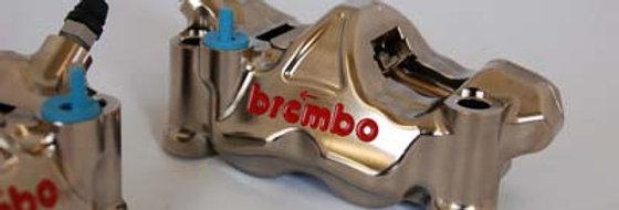 B2001 商品名:ブレンボ  GP4RX 32/32 キャリパーセット(左右セット)