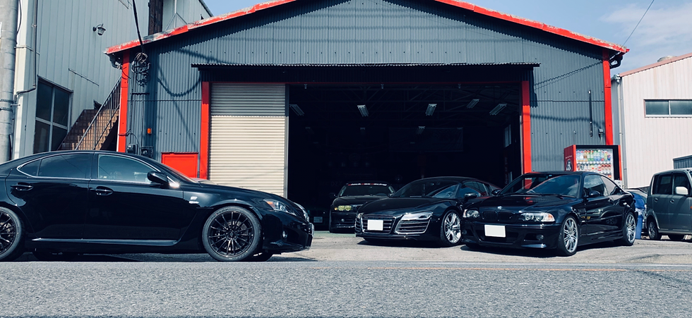 BLACKBOX BMW AUDI CUSTOM