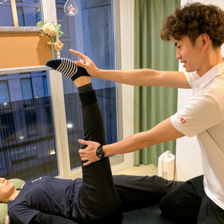 Pilates ピラティス 鈴木剛生 Stretch & Conditionin
