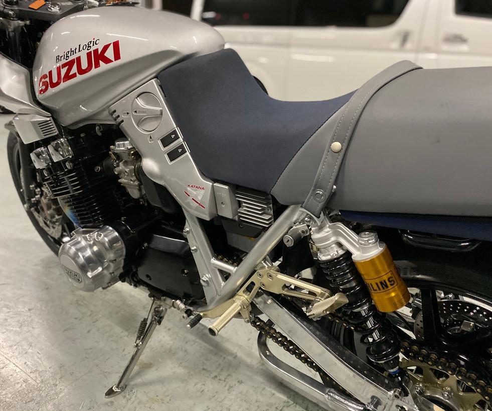 GSXカタナ1100ファイナルエディションIカタナ1100ファイナルエディション