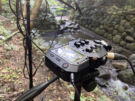 ASMR録音 制作 VR360°録音 制作